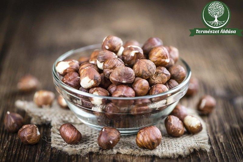 A törökmogyoró fogyasztásának előnyei